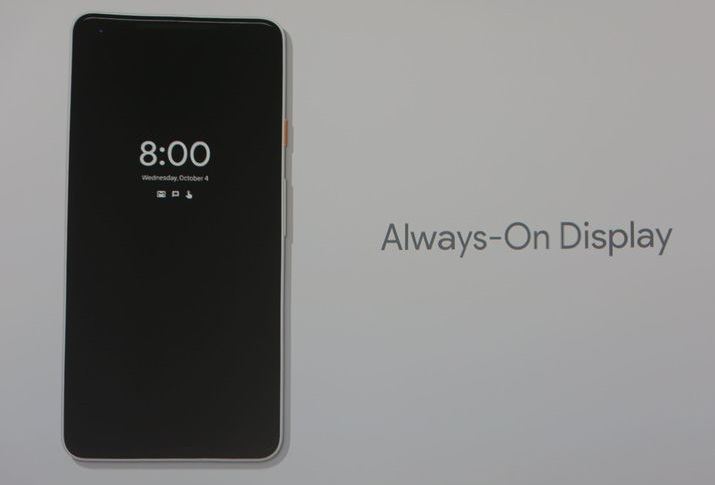 Android P - At-a-Glance on Always-on-Display