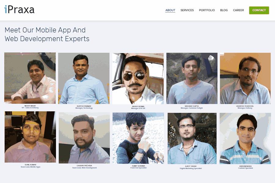 iPraxa Team