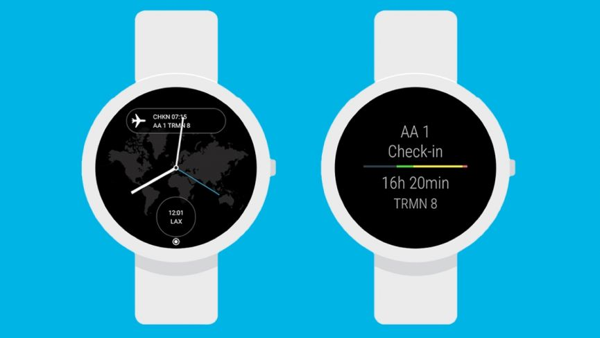 App in the Air - Android Wear App