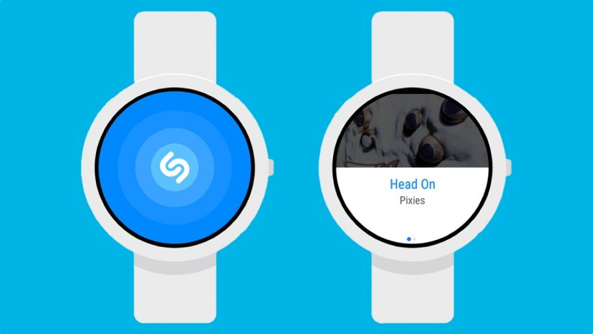 Shazam Wearable App