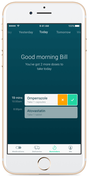 Medication Management Apps
