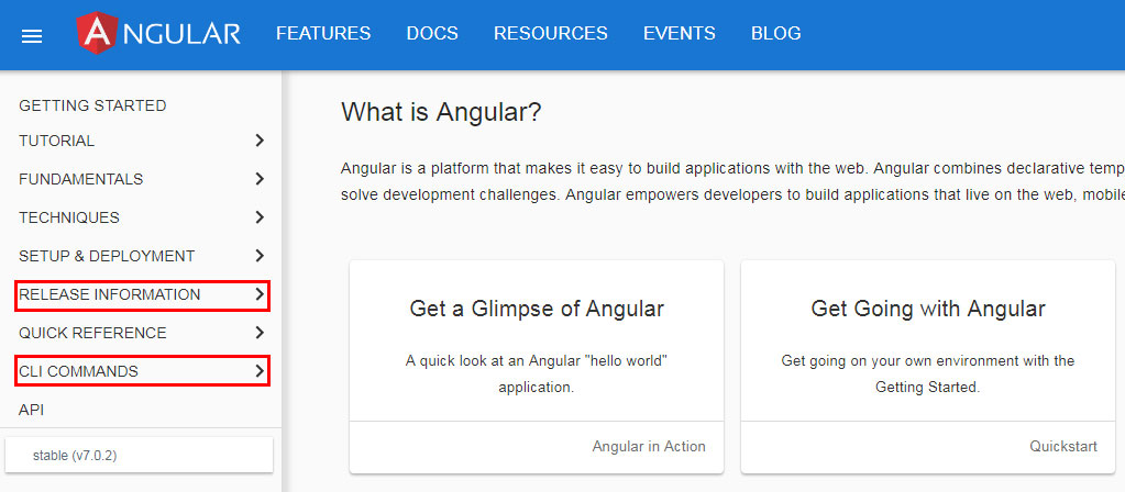 Angular 7 - Let's Know About the New Features and