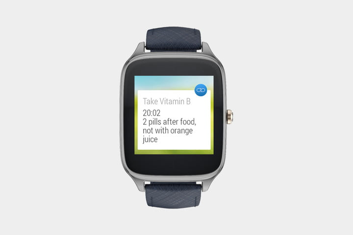 Pill Reminder - Android Wear App