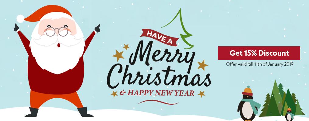 Merry Xmas - iPraxa Offer