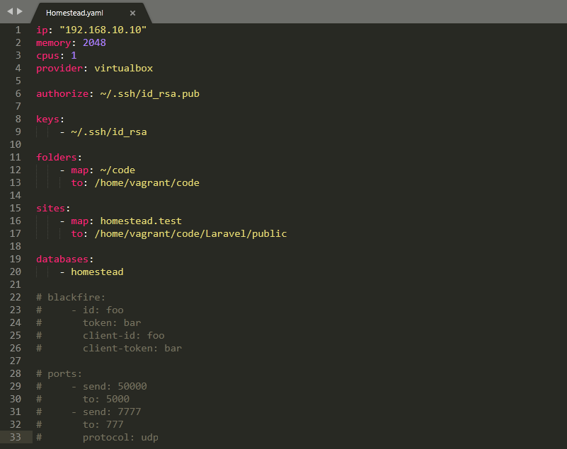 Laravel Installation and Configuration