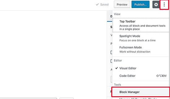 WordPress Manager Tool