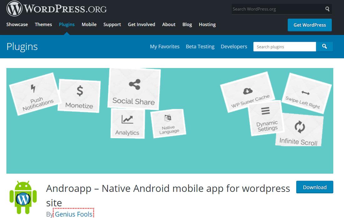 9 Best WordPress Plugins to Convert Your Website to App