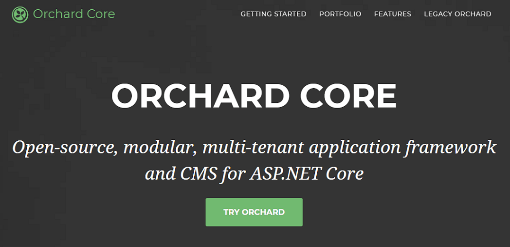 Orchard Core
