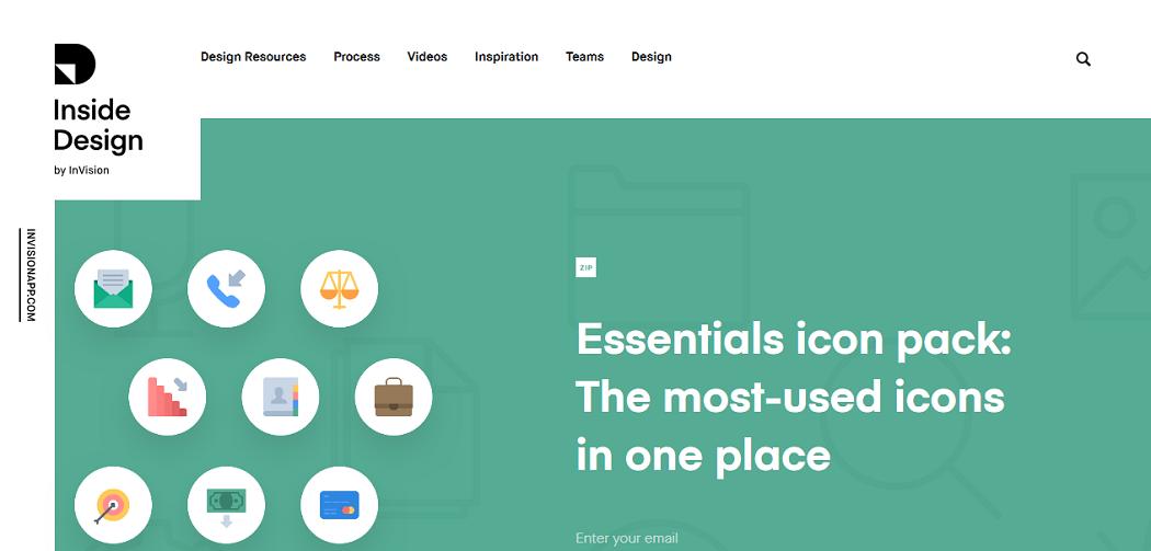 Essentials Icon Image 16