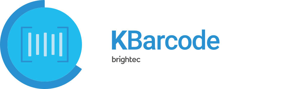 KBarcode Library