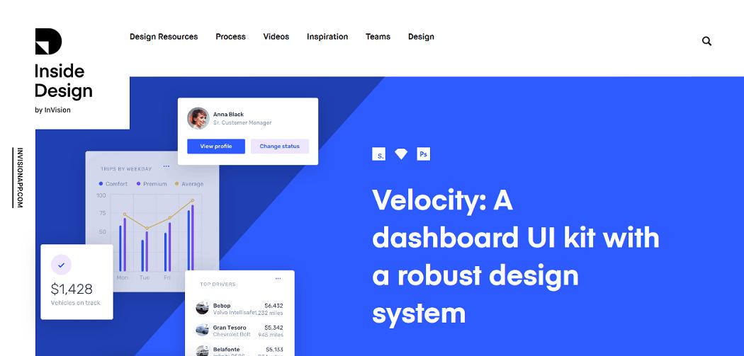 Velocity UI Kit Image 5