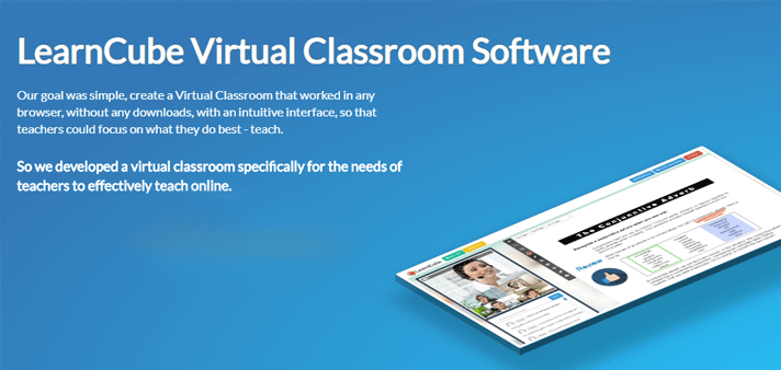 LearnCube Virtual Classroom