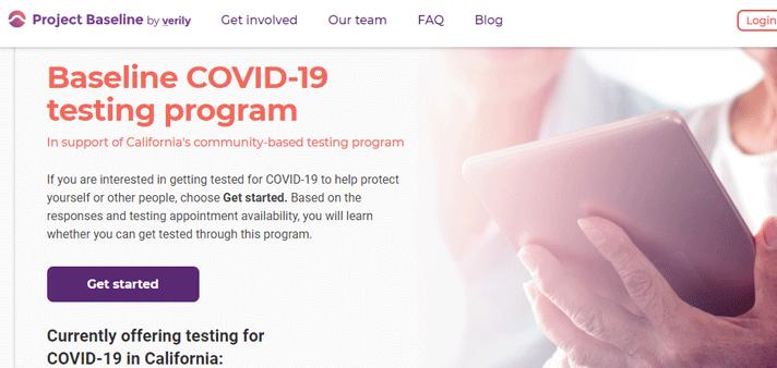 Covid-19 App