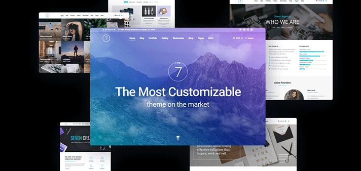 the7 WordPress Theme