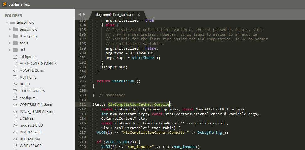 Sublime Text - WordPress Text Editor