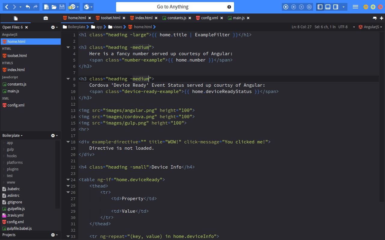 Komodo Edit - WordPress Text Editor