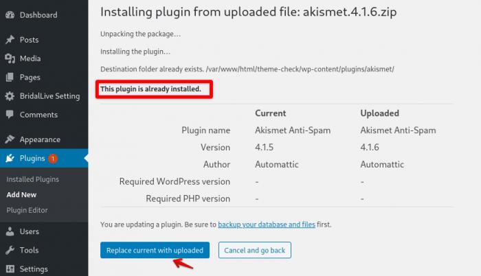 WordPress 5.5 - Auto Update features