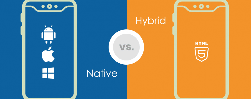 Native vs. Hybrid Apps
