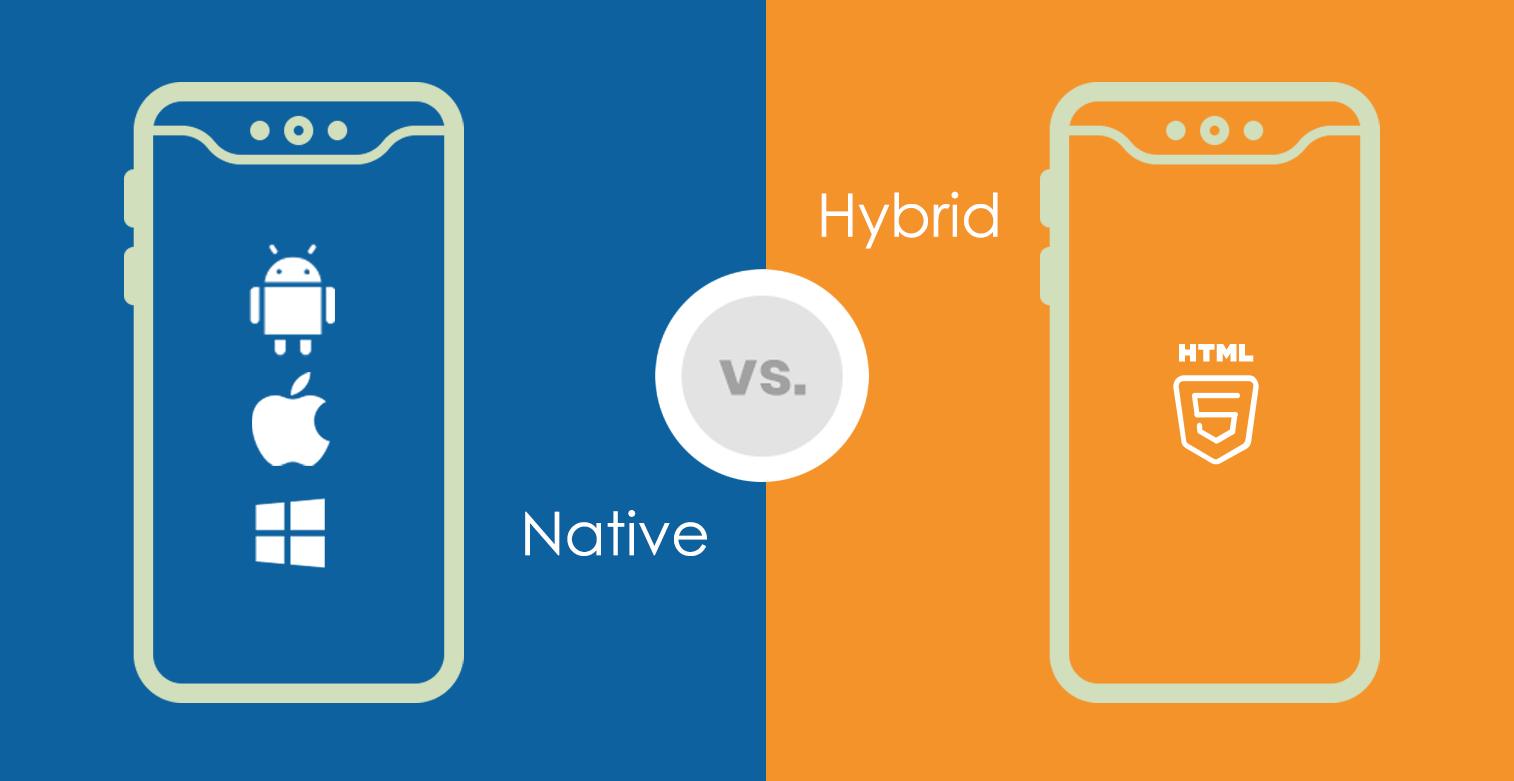 Native vs. Hybrid Apps